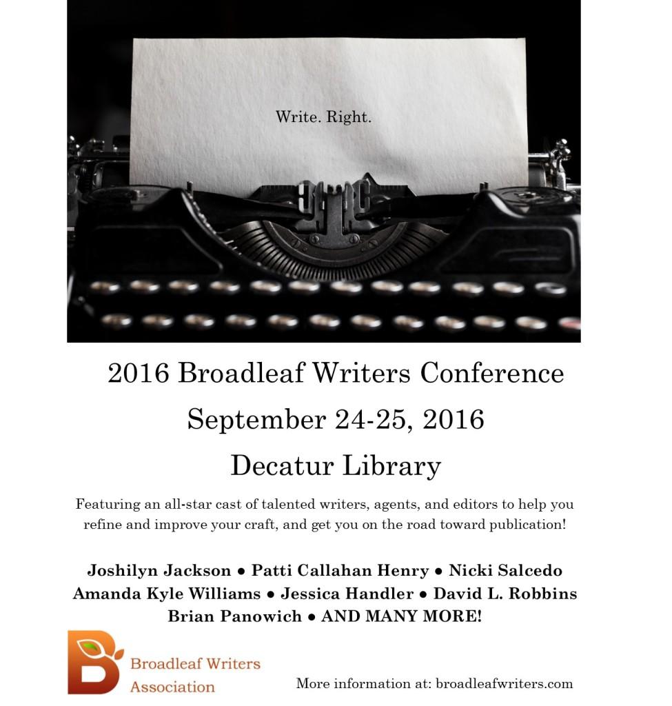 2016 BWA Conference